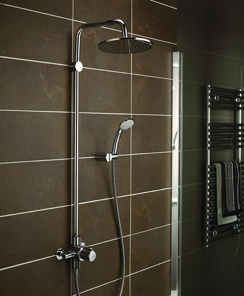 Showers & Shower Kits | Village Bathrooms Ltd.